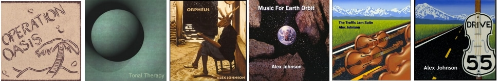 Alex Johnson Music Catalog