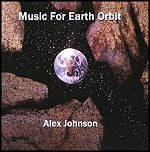 Music For Earth Orbit, by Alex Johsnon